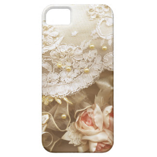 Beautiful vintage Lace & Pearls iPhone 5 5S iPhone 5 Cases