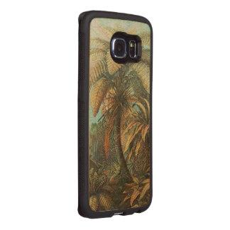 Beautiful Vintage Painted Nature Wood Phone Case