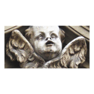 Beautiful Vintage Victorian angel statue Photo Cards