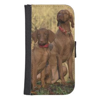 Beautiful Vizsla Sporting Dogs Samsung S4 Wallet Case