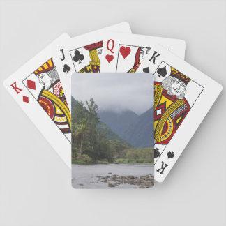 Beautiful Waipio Valley Playing Cards