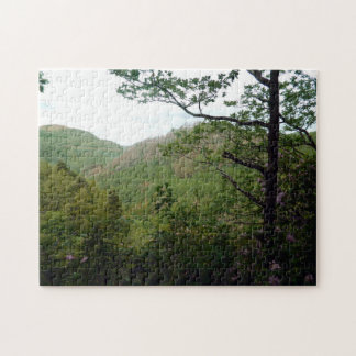 Beautiful Wales Hill View Landscape Welsh Horizon Jigsaw Puzzle