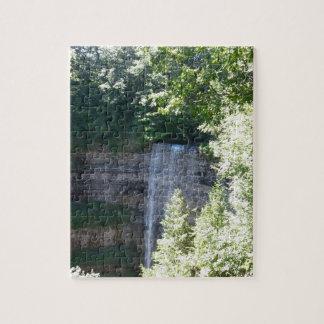 Beautiful Waterfall Jigsaw Puzzle