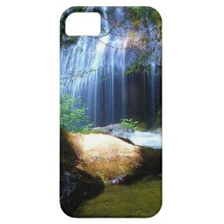 Beautiful Waterfall Jungle Landscape iPhone 5 Cover