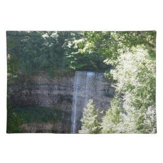 Beautiful Waterfall Placemat