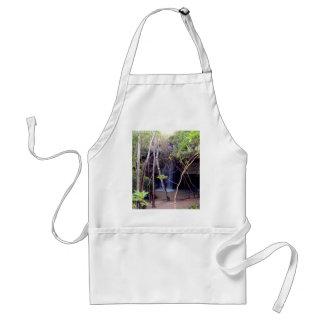 Beautiful  waterfall standard apron