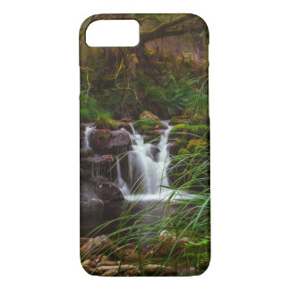 Beautiful Waterfalls Nature Scene iPhone Case