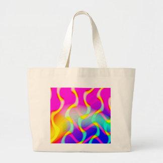 Beautiful Waves - Customized Jumbo Tote Bag