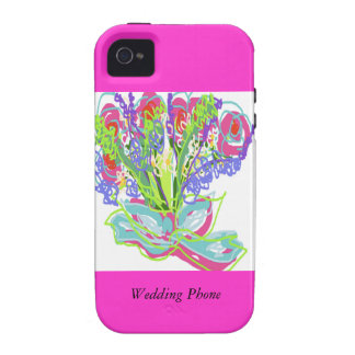 Beautiful Wedding Designs Vibe iPhone 4 Covers