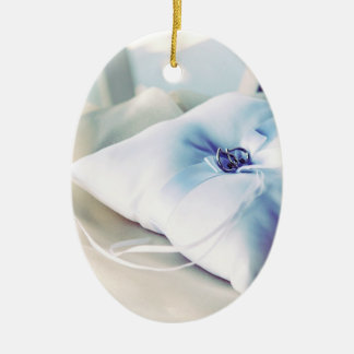 Beautiful Wedding Ring Pillow Ornaments