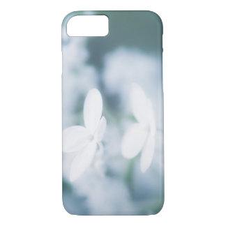 Beautiful white blossoms iPhone 8/7 case