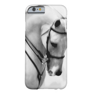Beautiful white Horse head Barely There iPhone 6 Case