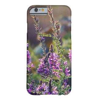 Beautiful wild floral phone case
