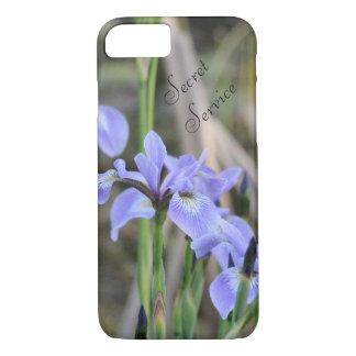 Beautiful Wild Iris Case
