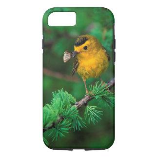 Beautiful Wilson's Warbler; Birder's iPhone 7 Case