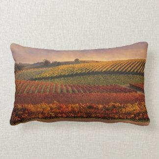 Beautiful Wine Throw Pillow Decor
