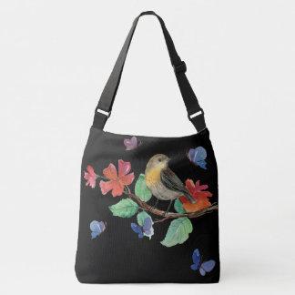 Beautiful wings crossbody bag