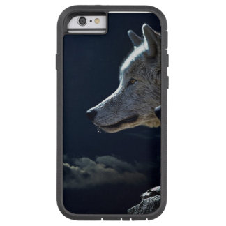 Beautiful wolf head phone case. tough xtreme iPhone 6 case