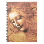Beautiful Woman by Leonardo da Vinci