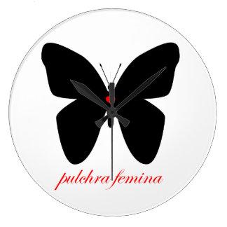 Beautiful Woman Clock