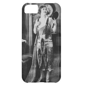 Beautiful Woman Flapper Dress 1920s iPhone 5C Case