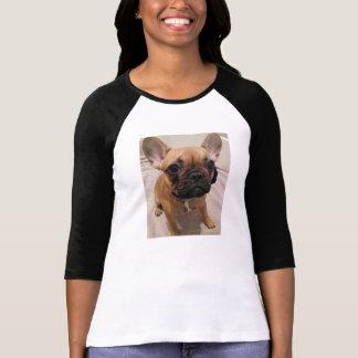 Beautiful Woman's Size Small Baseball Jersey T-Shirt