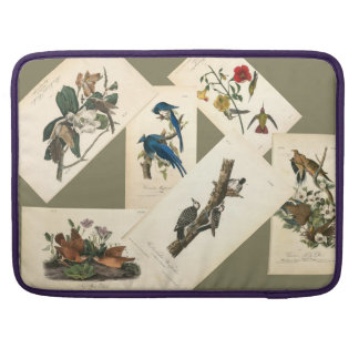 Beautiful Women's Vintage Nature Computer Cover Sleeve For MacBook Pro