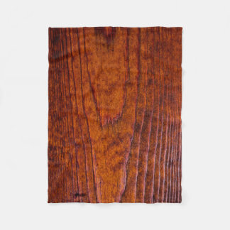 Beautiful Wood Grain Photo Best Man  Guy Stuff Fleece Blanket