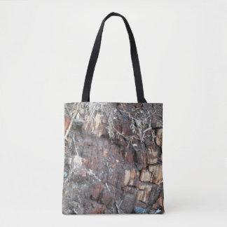 Beautiful Wood Tote Bag