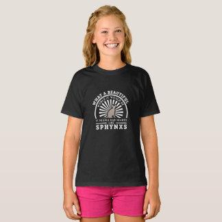 Beautiful world SPHYNXS cat vintage T-Shirt