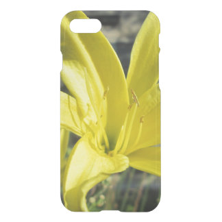 Beautiful Yellow Lily iPhone 7 Case