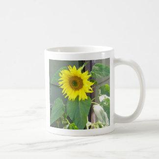 Beautiful Yellow Sunflower Coffee Mug