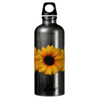 Beautiful Yellow Sunflowers SIGG Traveller 0.6L Water Bottle