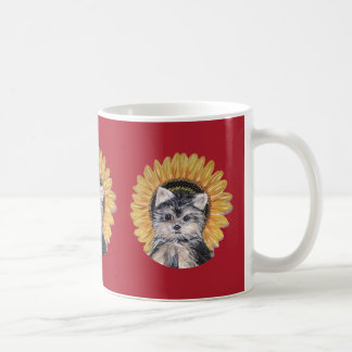 Beautiful Yorkshire Terrier Dog Coffee Mug