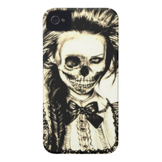 Beautiful Zombie iPhone 4 Case-Mate Case
