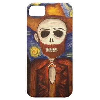 Beautifully Dead Van Gogh Case For iPhone 5/5S