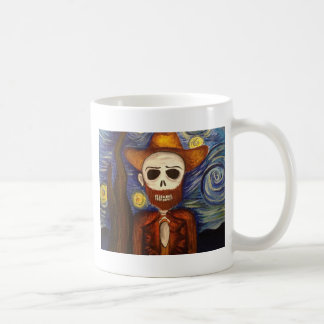 Beautifully Dead Van Gogh Coffee Mugs