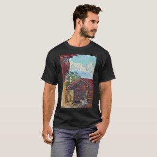 Beautifully Faded Artistic T-Shirt
