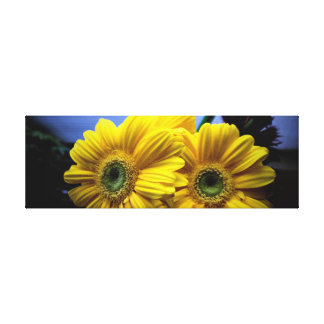 Beautuful Flower Canvas Wrap 36 X 24 Canvas Print