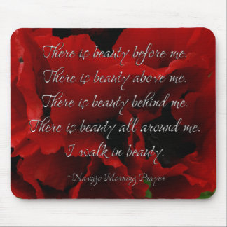 Beauty All Around Me Mouse Pad