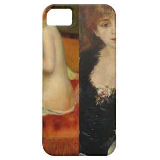 Beauty and Art can do everything iPhone 5 Cases