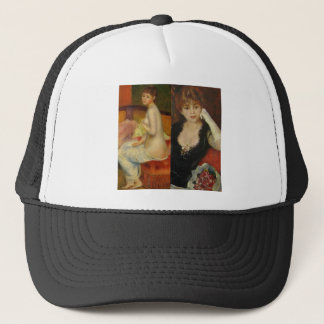 Beauty and Art can do everything Trucker Hat