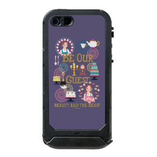 Beauty And The Beast | Be Our Guest Incipio ATLAS ID™ iPhone 5 Case
