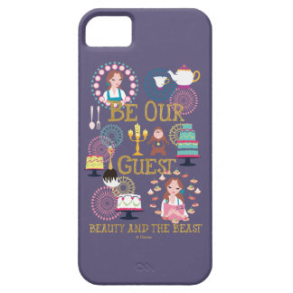 Beauty And The Beast | Be Our Guest iPhone 5 Cover