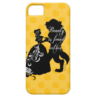 Beauty And The Beast | Beauty is Found Within iPhone 5 Cases
