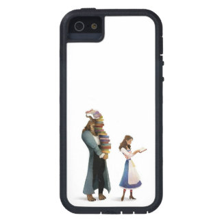 Beauty and the beast case for iPhone 5