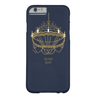 Beauty and the Beast | Chandelier - Be Our Guest Barely There iPhone 6 Case