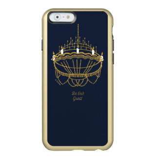 Beauty and the Beast | Chandelier - Be Our Guest Incipio Feather® Shine iPhone 6 Case