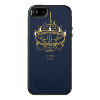 Beauty and the Beast | Chandelier - Be Our Guest OtterBox iPhone 5/5s/SE Case