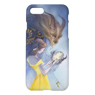 Beauty and the beast iPhone 8/7 case